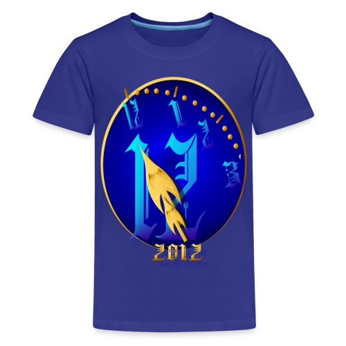 Striking 12 Midnight-2012 - Kids' Premium T-Shirt