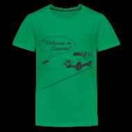 Kids' Shirts ~ Kids' Premium T-Shirt ~ Welcome to Canada