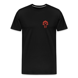For the Horde! - Men's Premium T-Shirt