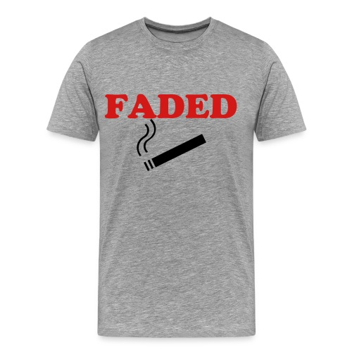 Faded - Men's Premium T-Shirt