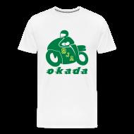 T-Shirts ~ Men's Premium T-Shirt ~ Okada Rider T-shirt