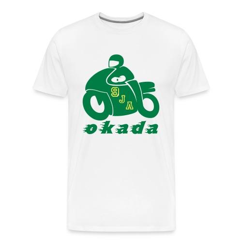 Okada Rider T-shirt - Men's Premium T-Shirt