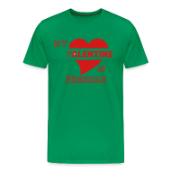 T-Shirts ~ Men's Premium T-Shirt ~ Nigerian valentine
