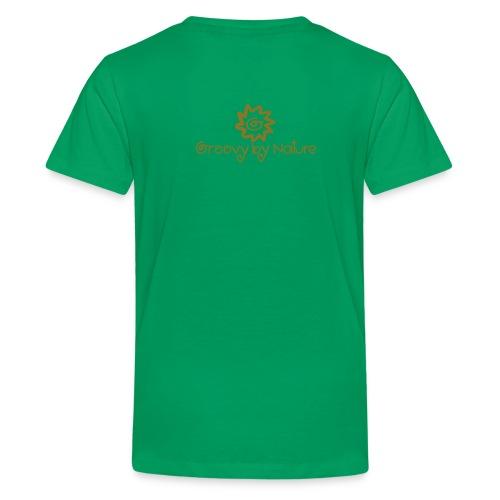 Dog. Friend by Nature. - Kids' Premium T-Shirt