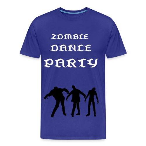 Zombie Dance Part - Men's Premium T-Shirt