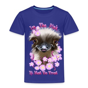 In The Pink - Toddler Premium T-Shirt