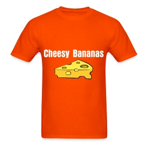 Cheesy Bananas Shirt - Men's T-Shirt