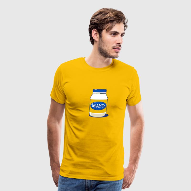 Mayonnaise T-shirt - Men's Premium T-Shirt