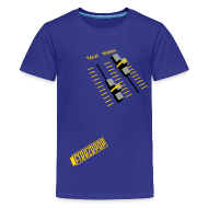 Kids' Shirts ~ Kids' Premium T-Shirt ~ Less Talk More Rokk Children's Tee
