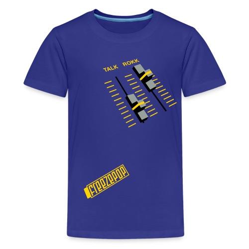 Less Talk More Rokk Children's Tee - Kids' Premium T-Shirt