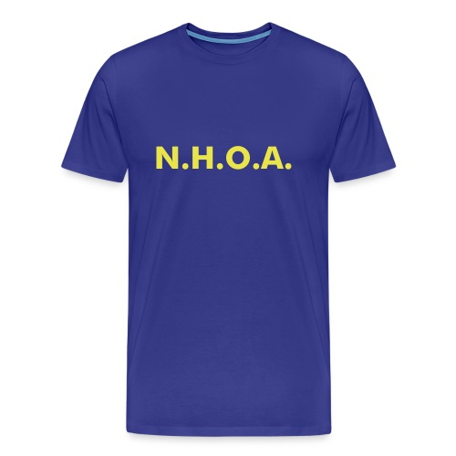 Nate's House of Awesome - Men's Premium T-Shirt