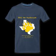 T-Shirts ~ Men's Premium T-Shirt ~ Still No Austinium - Men's