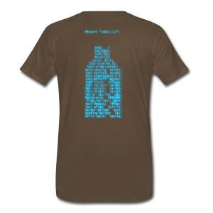 Vodka CSS - Men's Premium T-Shirt