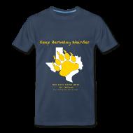 T-Shirts ~ Men's Premium T-Shirt ~ Keep Berkeley Weirder - Men's