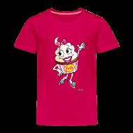 Baby & Toddler Shirts ~ Toddler Premium T-Shirt ~ Cupcake Carly Toddler Tee