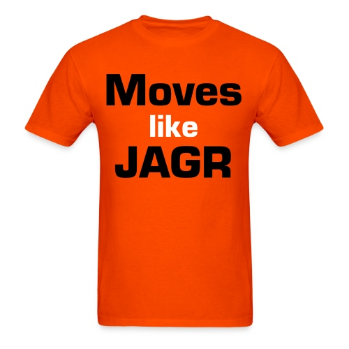 Moves like Jagr - Men's T-Shirt