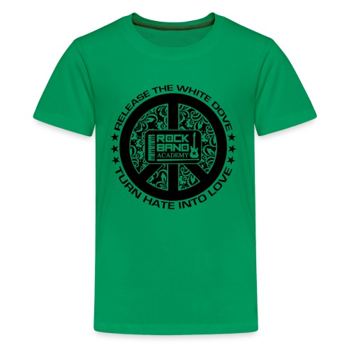 RBA Peace Song - Kids' Premium T-Shirt