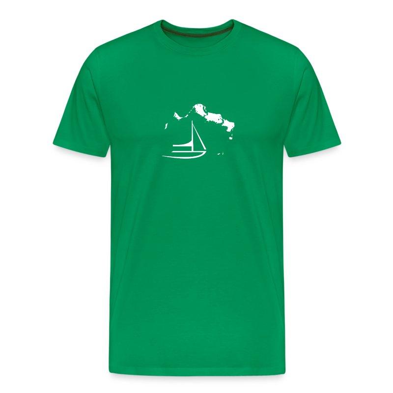 Turks and Caicos - Men's Premium T-Shirt