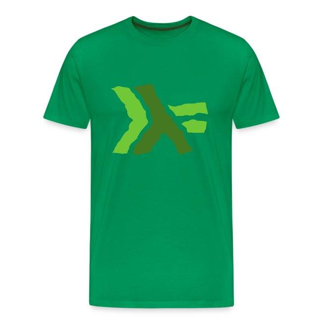 Green Wavy Haskell logo