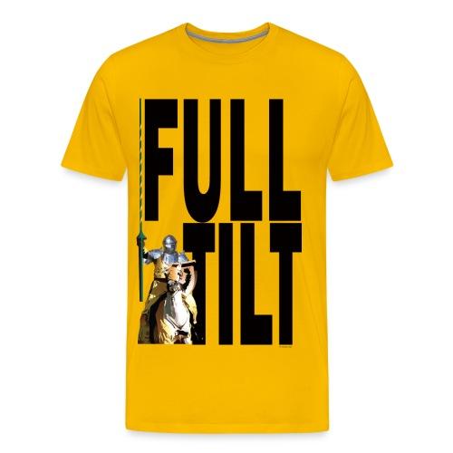 Full Tilt heavy weight T - Men's Premium T-Shirt