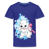 Kids' Shirts ~ Kids' Premium T-Shirt ~ Cute Kawaii Snowball the Bunny Childrens T-shirt
