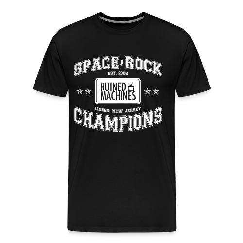 Space Rock Champs 3XL & 4XL Tee (multiple colors) - Men's Premium T-Shirt