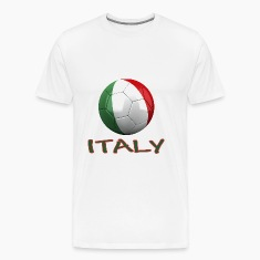 Team Italy FIFA World Cup T-Shirts