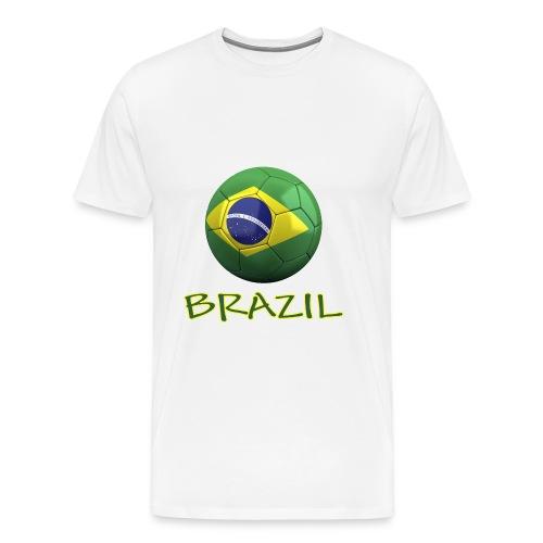 Team Brazil FIFA World Cup - Men's Premium T-Shirt