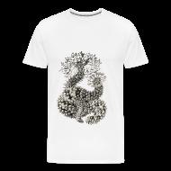 T-Shirts ~ Men's Premium T-Shirt ~ Haeckel 05001