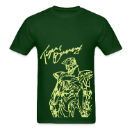 T-Shirts ~ Men's T-Shirt ~ [Limited Release] Wild Tiger Neon Tee