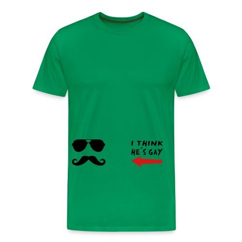 jokes - Men's Premium T-Shirt