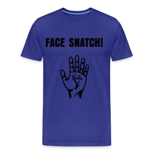 FACE SNATCH - Men's Premium T-Shirt