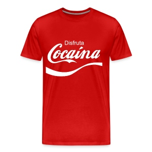 Coca Cocaina - Men's Premium T-Shirt