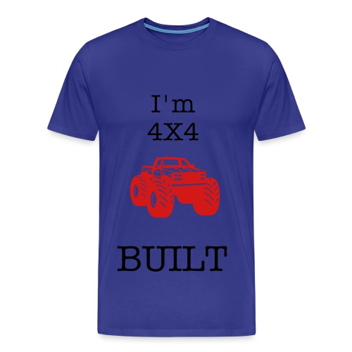 4X4 Made  - Men's Premium T-Shirt