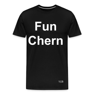 TCB Fun Chern T-Shirt - Men's Premium T-Shirt