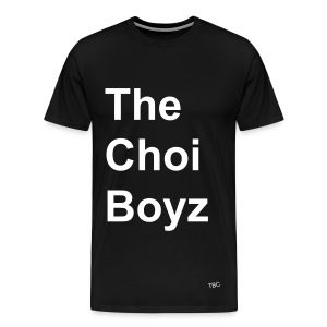 TCB The Choi Boyz T-Shirt - Men's Premium T-Shirt