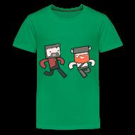 Kids' Shirts ~ Kids' Premium T-Shirt ~ Kids Tee: Hey Yogscast