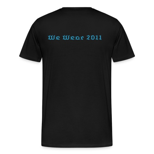 We Wear 2012 - Men's Premium T-Shirt