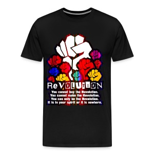 Revolution 1 men - Men's Premium T-Shirt