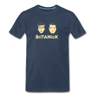 T-Shirts ~ Men's Premium T-Shirt ~ BriTANicK (MEN'S)