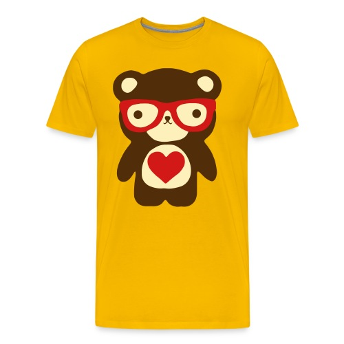 Little Bear - Men's Premium T-Shirt