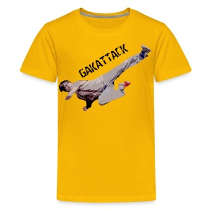 Gak Kick! Children's Tee - Kids' Premium T-Shirt