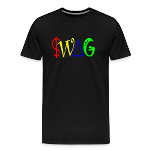 $WAG - Men's Premium T-Shirt