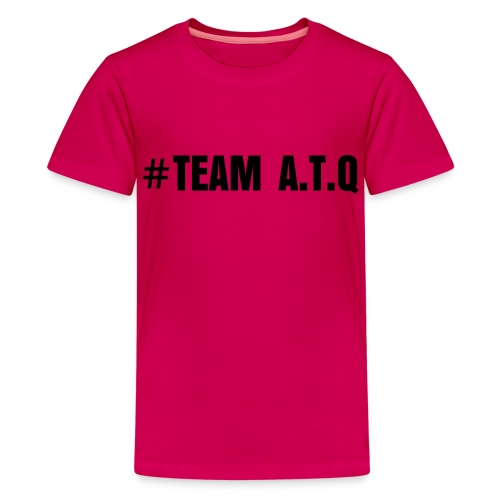 #TEAM ATQ - Kids' Premium T-Shirt