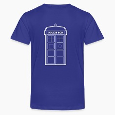 Tardis Kids' Shirts