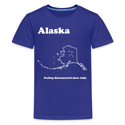 Alaska - Feeling Disconnected - Kids' Premium T-Shirt