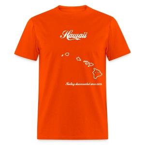 Hawaii - Feeling Disconnected - Men's T-Shirt
