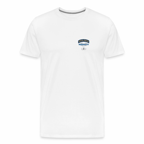 SF CIB Airborne Senior - Men's Premium T-Shirt