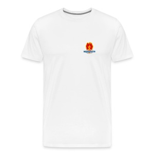 25th Infantry CIB - Men's Premium T-Shirt