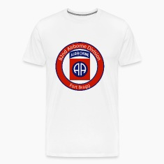 82nd Airborne Ft Bragg T-Shirts